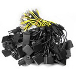51 pcs cable set for BB5 Nokia phones fitting JAF, UFS, UFSHWK, ATF. Supports unlock and flashing of Nokia 6220C, 6233, 6260S, 6303C, 6350, 6500C,...
