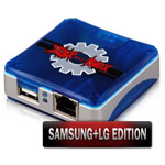 2 IN 1 GPG Z3X BOX SAMSUNG + LG (UNLOCK / CHANGE / REPAIR IMEI MEID CERT SPC MSL)