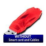 NCK usb dongle without smart card included. It can be used for replacement purposes for faulty...