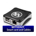 NCK usb box housing without smart card included. It can be used for replacement purposes for...