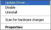 Driver Installation Troubleshooter - Step 2