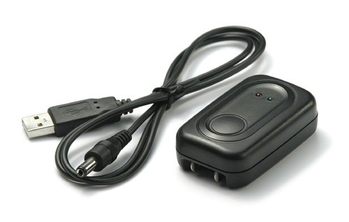 AC power adapter for smart clip, 9 v 500 mA