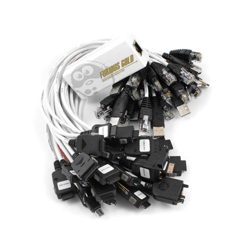 FURIOUS BOX GOLD UNLOCKER (31 CABLES & ACTIVATED 1,2,3,4,5,6
