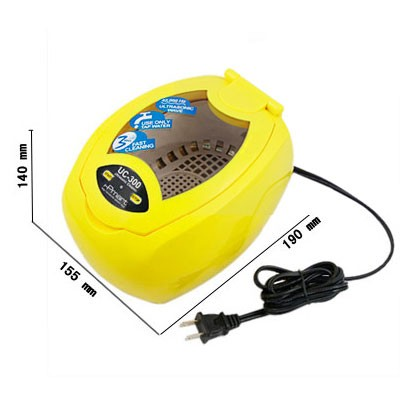 ultrasonic cleaner uc-300