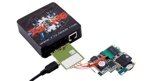 emmc easy jtag adapter z3x