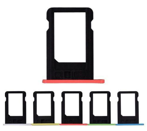 sim cacrd holder tray iphone 5c