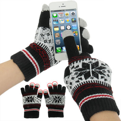 touch screen winter gloves iphone ipad