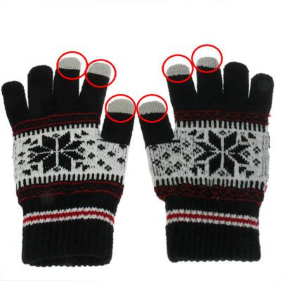 touch screen winter gloves samsung nokia htc lg