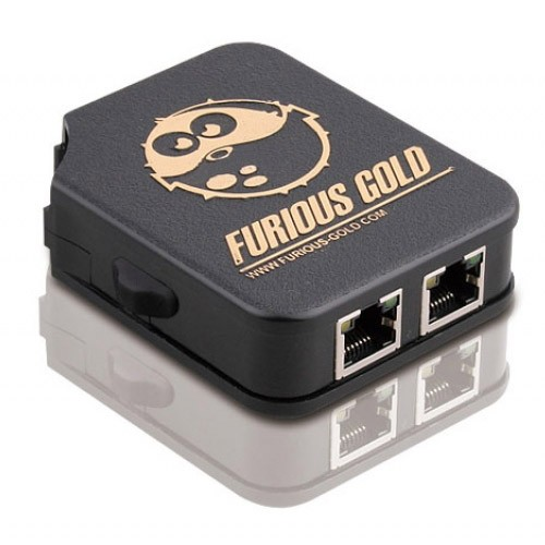 Furious Gold box usb interface