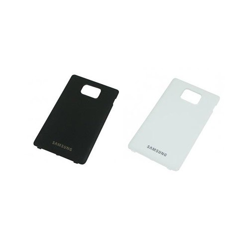 WHITE BATTERY COVER FOR SAMSUNG GALAXY S2 I9100