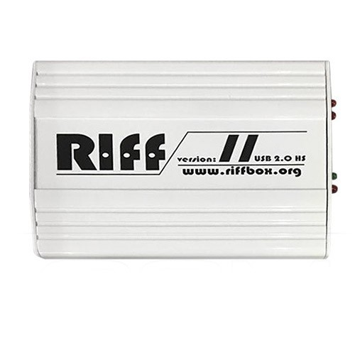 RIFF BOX VER  2 REPAIR TOOL (WITH SUPPORT FOR EMMC, JTAG, i2C, SPi, i2C)