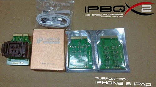 ipbox 2 ip-box ver2 2 with cables and pcb high speed programmer