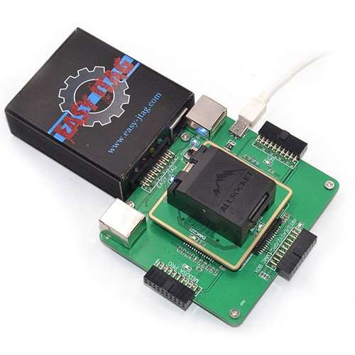 Moorc E-mate pro box for emmc repair Z3x easy jtag box
