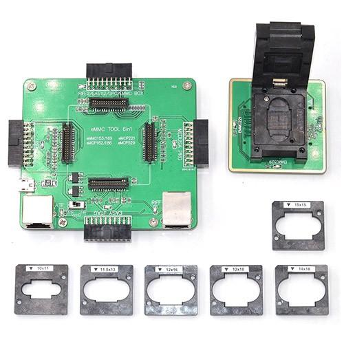 Moorc E-mate pro box for emmc repair RIFF BOOSTER EMMC PRO gpgbox