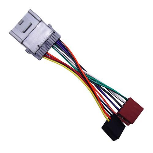 cd radio, stereo, wiring harness for chevrolet, gmc, kia, hummer, pontiac