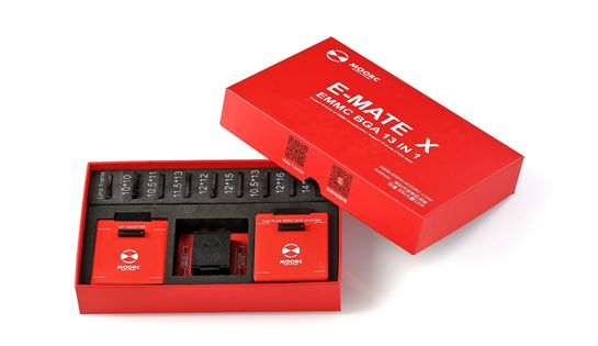 E-mate pro v2 adapter set for z3x, Riff, Octoplus, Medusa, other EMMC tools