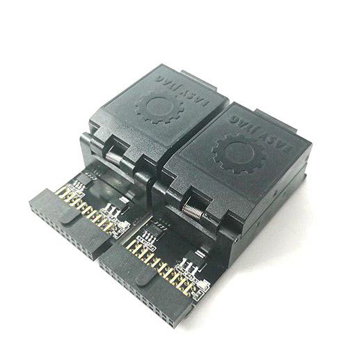 bga ufs 153 socket adapter z3x easy jtag box cellcorner.com