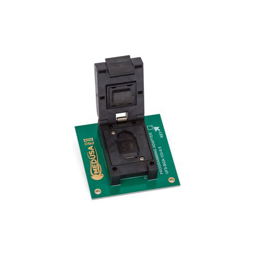 BGA UFS 153 socket adapter for Medusa PRO II box