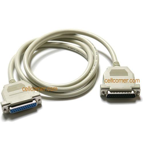 lpt to lpt db25 cable for griffin box, smart clip, smart unlocker