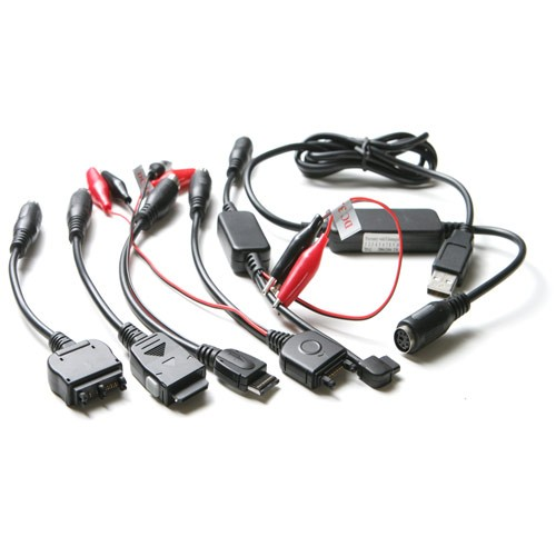 5in1 cruiser cable set / unlock flash sony ericsson cell phones