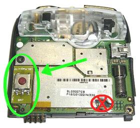 motorola tp adapter testpoint for Motorola v3 v3x v3r k1 l7 u6