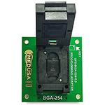 Description of UFS BGA-254 adapter     This special BGA254 socket adapter for UFS...