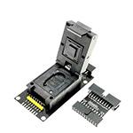 Description of UFS BGA-153 adapter     This special BGA254 socket adapter for UFS...