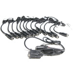 13 IN 1 ALCATEL / MITSUBISHI UNLOCK DATA CABLE SET