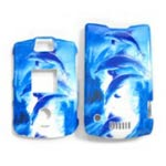 Description        Blue and white faceplate for Motorola V3. Compatible with V3,...