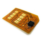 UNIVERSAL UNLOCK SIM KIT - 25 PCS
