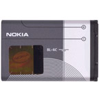 DescriptionHigh quality OEM Li-Ion Nokia battery.