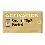 Smart-Clip2 Pack 4 activation description
