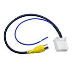 Description  Car Parking Reverse Rear Camera Video Plug Converter Cable Adapter...