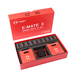 MOORC E-MATE X 13 IN 1 EMMC BGA ADAPTER SET ( ICFRIEND )