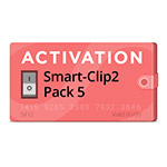 Smart-Clip2 Pack 5 activation description