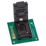 Description of UFS BGA-153 adapter 